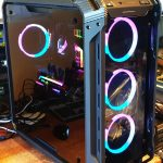 Cougar Panzer EVO RGB Full Tower ATX PC case