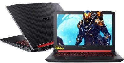 Acer Aspire Nitro 5 i7-8750H 144Hz GTX1060 512 SSD геймърски лаптоп