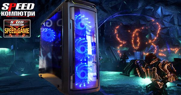 SPEED GAME Top TI Force 9400 компютър за игри