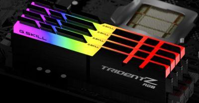G.Skill Trident Z RGB AMD Edition 32GB DDR4 3200MHz памет
