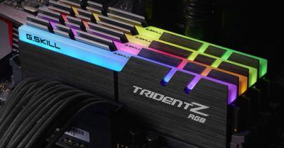 G.Skill Trident Z RGB DDR4 3200MHz 16GB (2x8GB) Kit