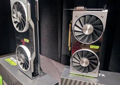Подробна информация за наличности, характеристики и цени на новите видеокарти NVIDIA GeForce RTX Super серия, ще намерите в онлайн магазина на Спийд Компютри!